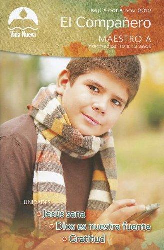 9780882432663: Intermedios: El compañero maestro, septiembre-febrero (Spanish Edition)