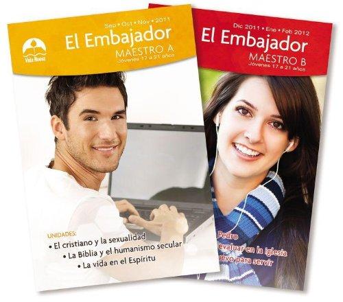 9780882432731: Jóvenes: El embajador maestro, septiembre-febrero (Spanish Edition)