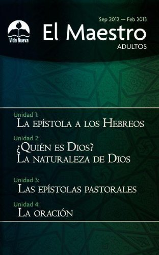 9780882432762: Adultos: El Maestro Rustica, Septiembre-Febrero