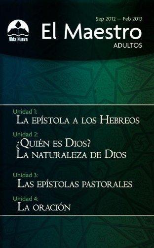 9780882432762: Adultos: El maestro rústica, septiembre-febrero (Spanish Edition)