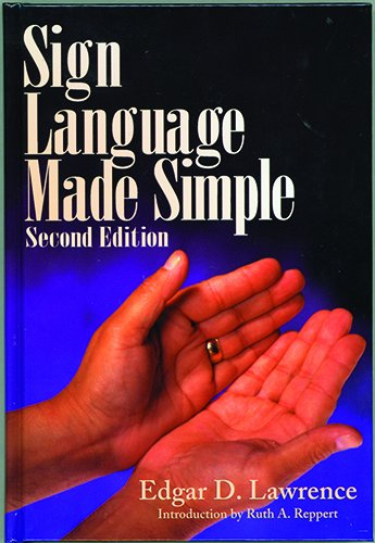 9780882435008: Sign Language Made Simple, 2nd Edition