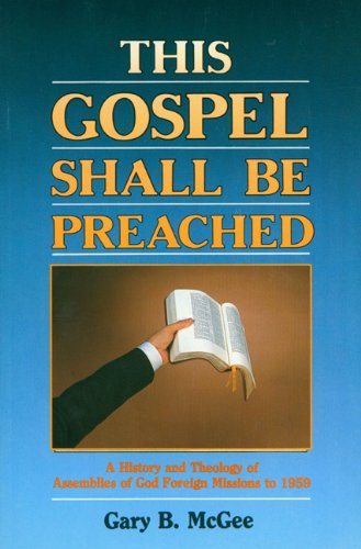 9780882435114: This Gospel Shall Be Preached Volume 1