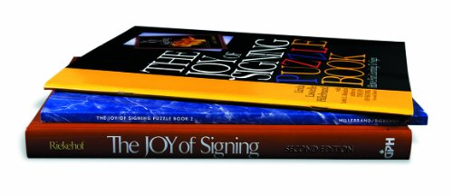 9780882435145: The Joy of Signing Complete Learning Package