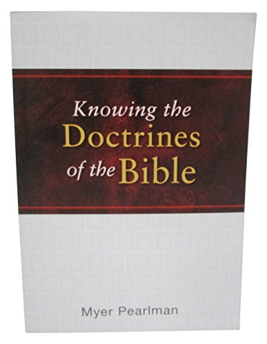 9780882435343: Knowing the Doctrines of the Bible