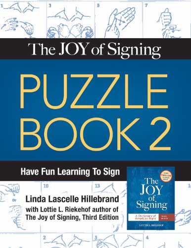 9780882435381: The Joy of Signing Puzzle Book 2