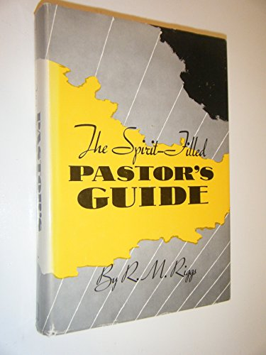 9780882435893: The Spirit-Filled Pastor's Guide