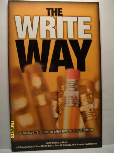 Write Way: Johnnie Barnes