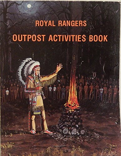 9780882437095: Royal Rangers outpost activities book
