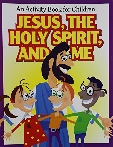 9780882437613: Jesus, The Holy Spirit, and Me Activity Book