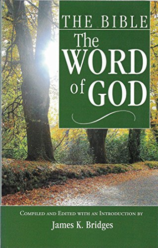 9780882437873: The Bible: The Word of God