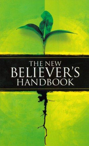 9780882437934: The New Believer's Handbook