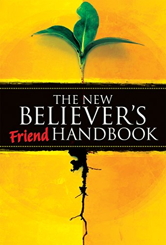 9780882437941: The New Believer's Friend Handbook: Mentor's Companion