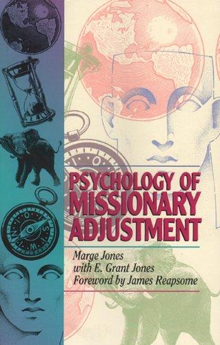 9780882438153: Psychology of Missionary Adjustment