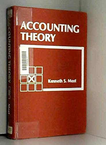 9780882441429: Accounting theory (Grid series in accounting)