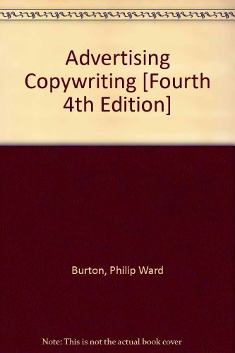 9780882441597: Advertising copywriting (Grid series in advertising and journalism)