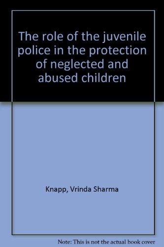 The role of the juvenile police in: Vrinda Sharma Knapp
