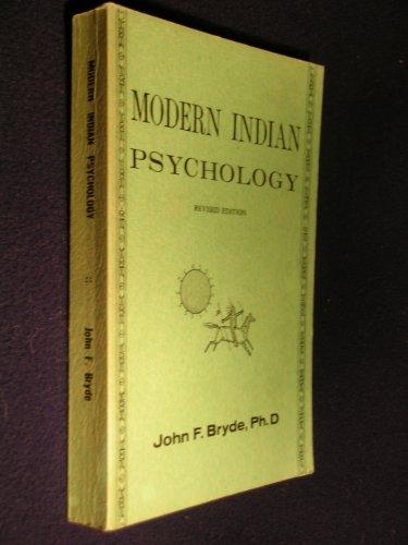 Modern Indian Psychology: Bryde