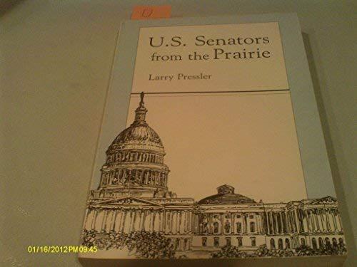 9780882490335: U.S. senators from the prairie
