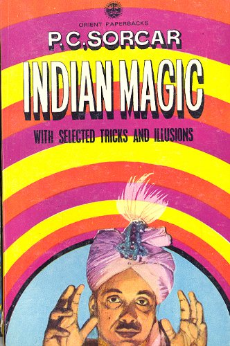 Stock image for INDIAN MAGIC for sale by PERIPLUS LINE LLC