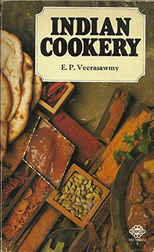 Indian Cookery: E. P. Veerasawmy
