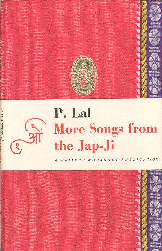 MORE SONGS FROM THE JAPJI [Volume Two; sequel to The JAPJI: Volume One]