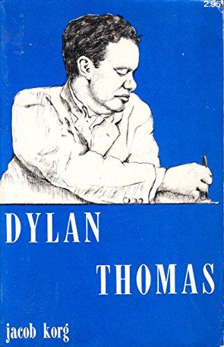 9780882540108: Dylan Thomas