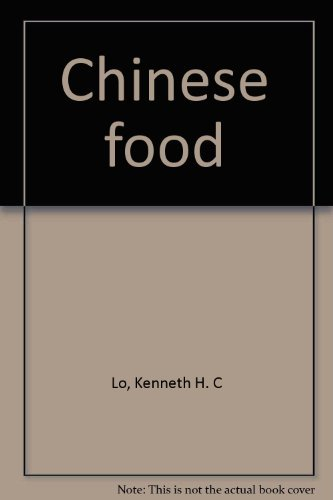 9780882540306: Chinese food
