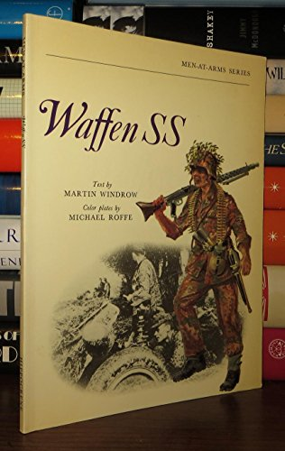 9780882541693: Waffen SS (Men-At-Arms Series)