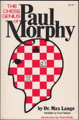 9780882541822: Chess Genius of Paul Morphy