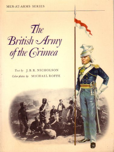 9780882542270: The British Army of the Crimea