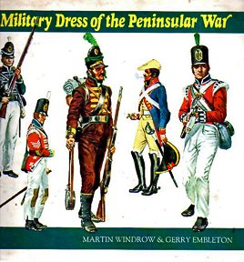 9780882542737: Military Dress of the Peninsular War, 1808-1814