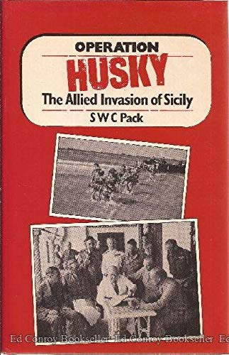 9780882544403: Operation HUSKY: The Allied Invasion of Sicily