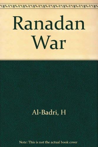 The Ramadan War, 1973: Hassan el Badri,