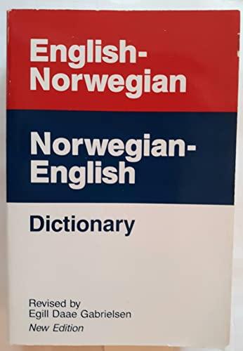9780882545844: Norwegian English Vv Dictionary