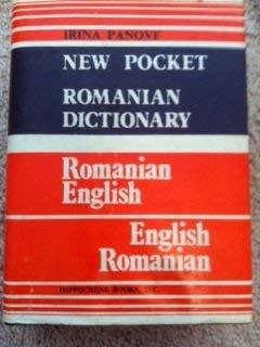 9780882546834: New Pocket Romanian Dictionary: Romanian-English, English-Romanian