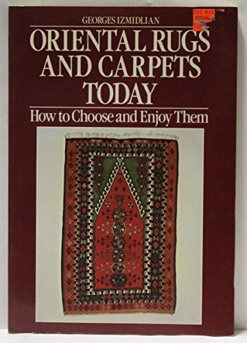 9780882548005: Oriental Rugs and Carpets Today