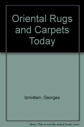 9780882548012: Oriental Rugs and Carpets Today