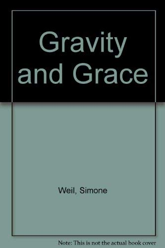 9780882548487: Gravity and Grace