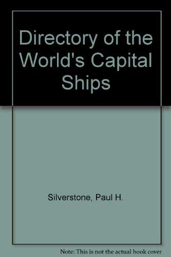9780882549798: Directory of the World's Capital Ships