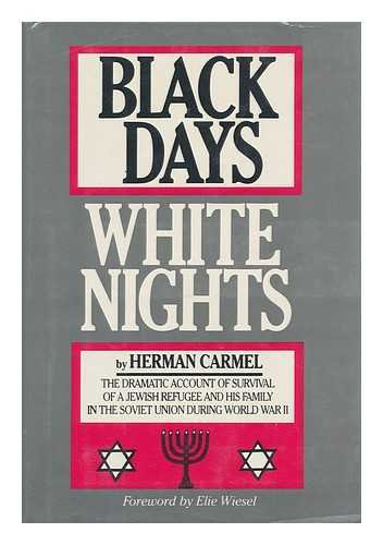 9780882549989: Black Days, White Nights