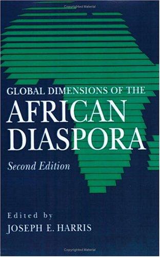 9780882581491: Global Dimensions of the African Diaspora
