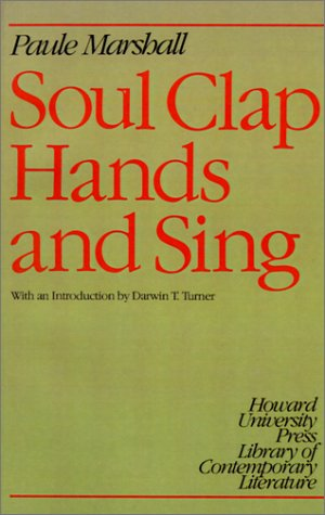 Download Soul Clap Hands and Sing (Howard University Press Library of Contemporary Literature)