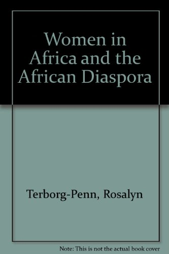 9780882581774: Women in Africa and the African Diaspora