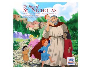 9780882640044: The Story of Saint Nicholas: More Than Reindeer and a Red Suit