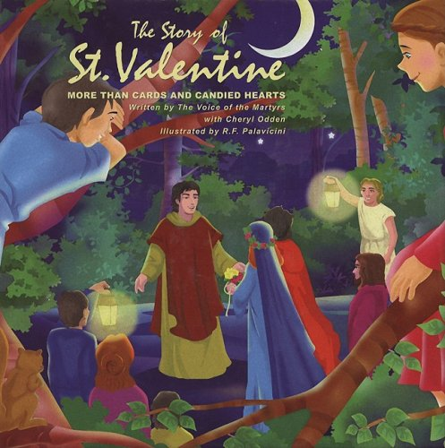 9780882640099: The Story of St. Valentine: More Than Cards and Candied Hearts