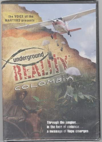 9780882640402: The Voice of the Martyrs Presents- Underground Reality: Colombia