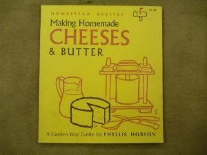 Making Cheese and Butter (Country Kitchen Library)