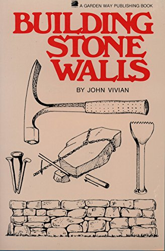 9780882660745: Building Stone Walls