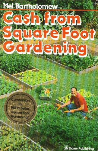 9780882663951: Cash from Square Foot Gardening
