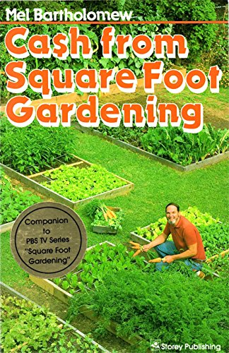 9780882663968: Cash from Square Foot Gardening